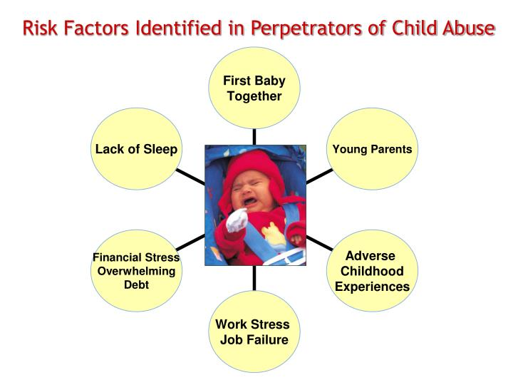 Risk Factors Identified in Perpetrators of Child Abuse