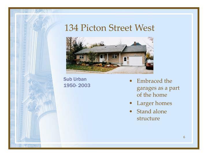 134 Picton Street West