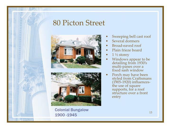 80 Picton Street