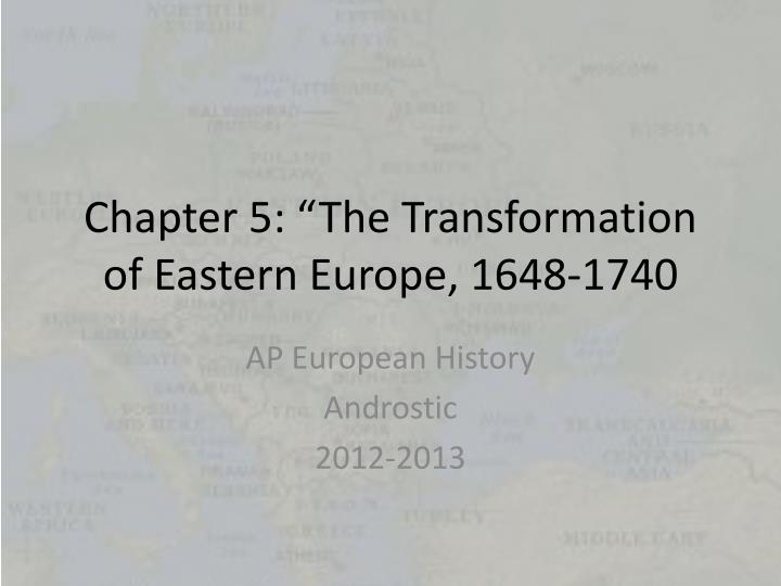 ap euro chapter 23 Study 47 chapter 23 terms - ap euro flashcards from nicole b on studyblue.