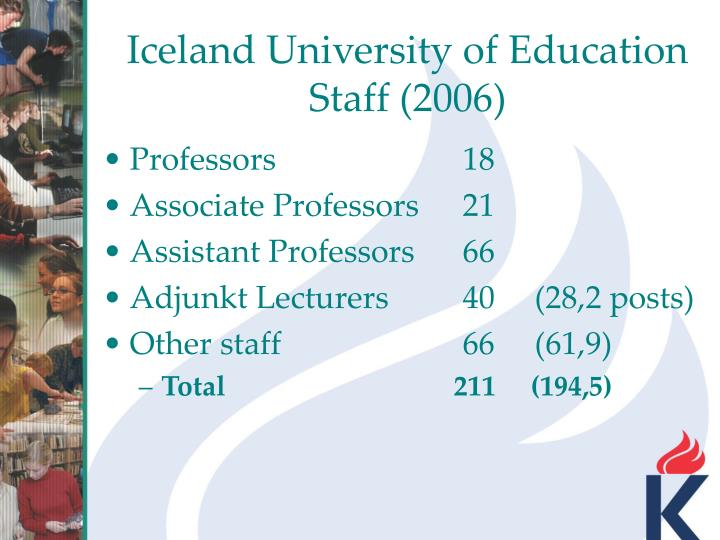 Iceland University of Education