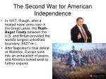 the second war for american independence3