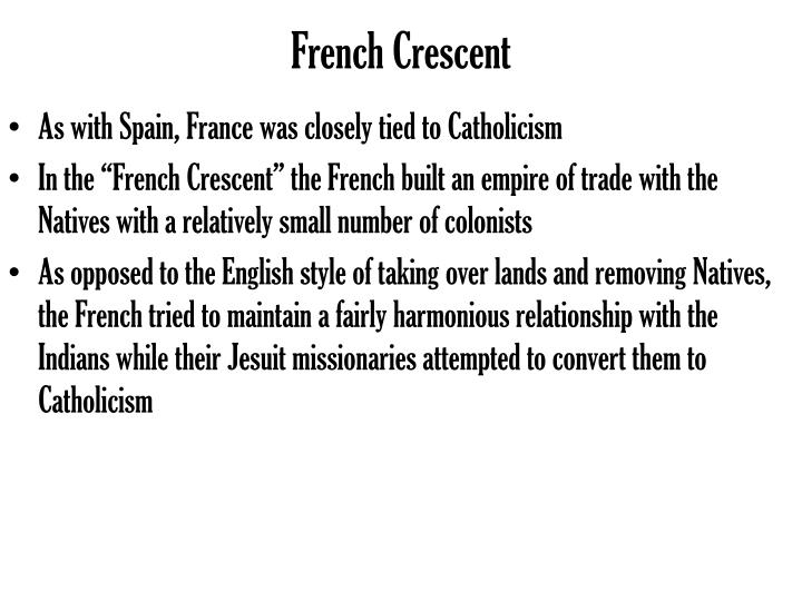 French Crescent