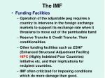 the imf