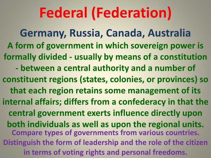 Federal (Federation)