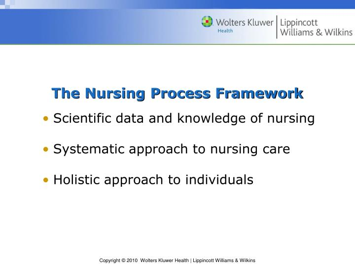The Nursing Process Framework