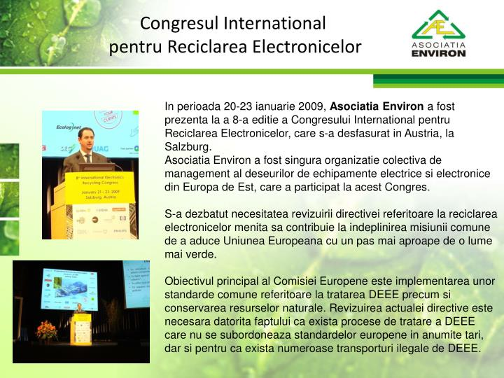 Congresul International