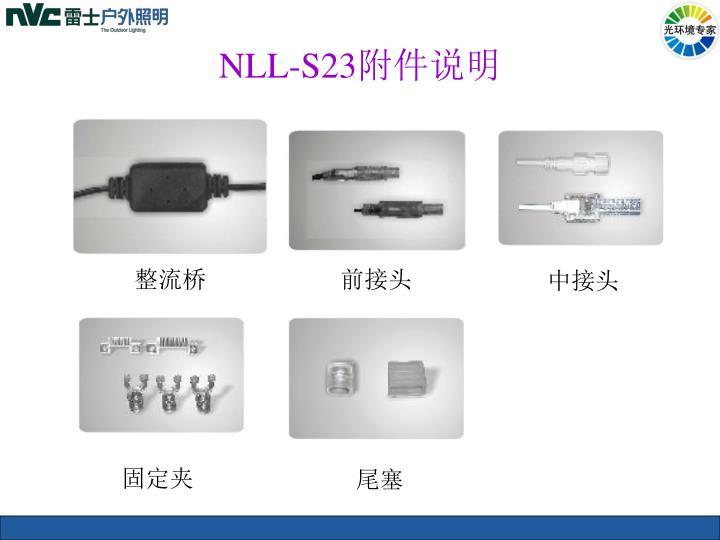 NLL-S23