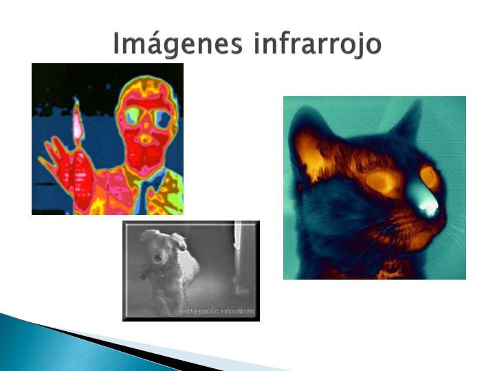 Imágenes infrarrojo