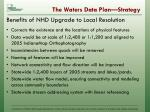 the waters data plan strategy1