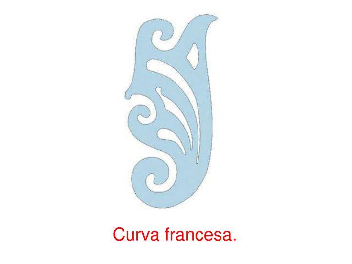 Curva francesa.