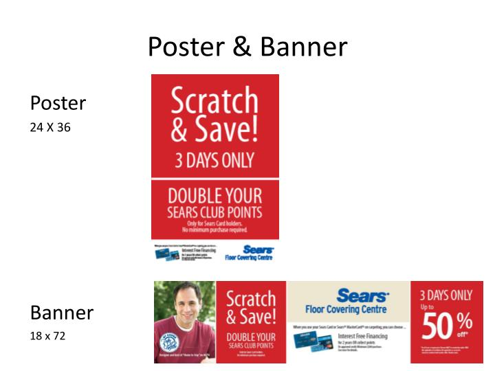 Poster & Banner