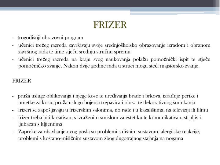 FRIZER