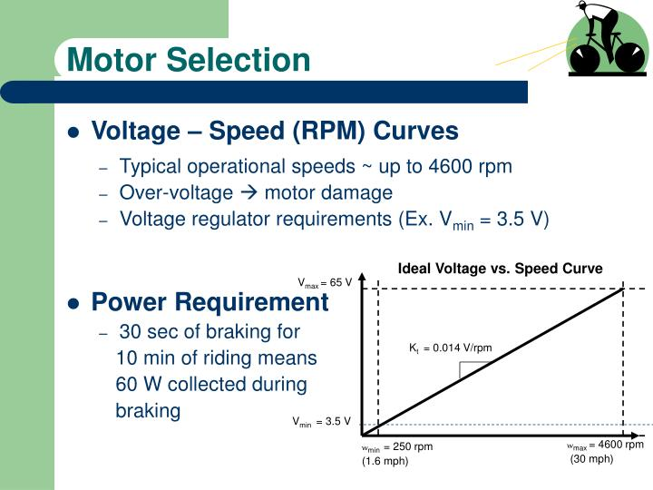 Motor Selection