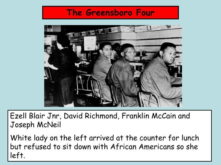 The Greensboro Four