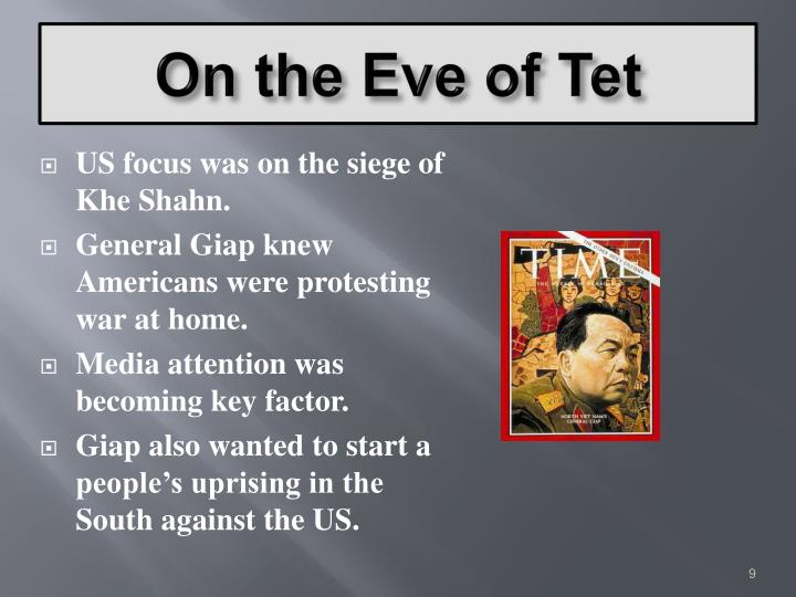 On the Eve of Tet