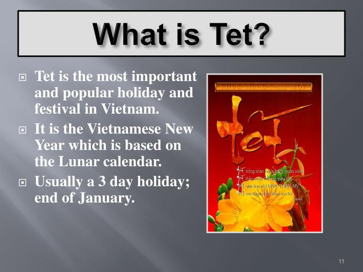 What is Tet?
