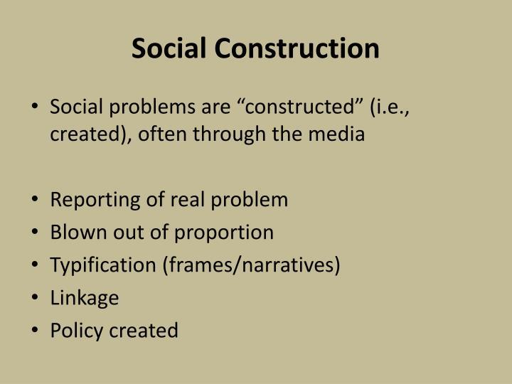 Social Construction