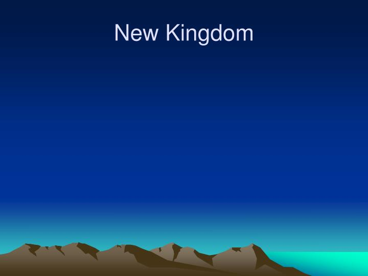 New Kingdom