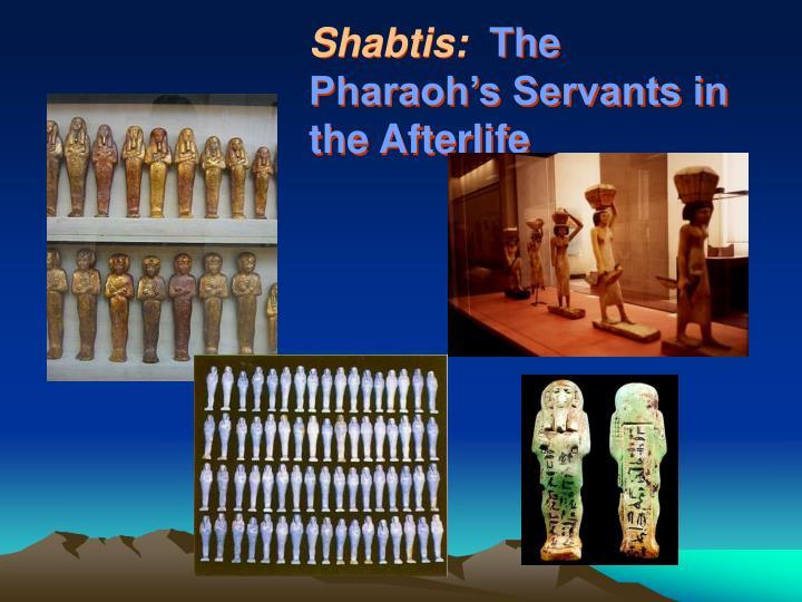 Shabtis