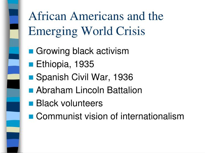 an analysis of african americans participation on the civil war African americans played a prominent role in the union army during the civil war over 200,000 african americans, equaling 10% of the entire military force, served in the union military 37,000 died fighting for the union most were escaped slaves who served in segregated units under white officers.