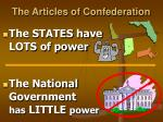 the articles of confederation3