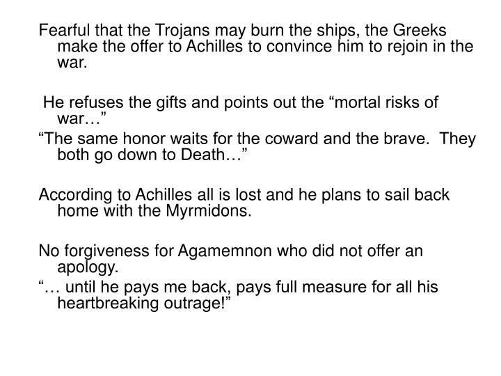 an analysis of humanization in the achilles in the iliad This was my literary analysis for the second assignment, it looks at parallels between the arguments between achilles/agamemnon and zeus/hera at the beginning and end of the first book enjoy the first book of the iliad begins with an invocation of achilles' rage, the rage that will.