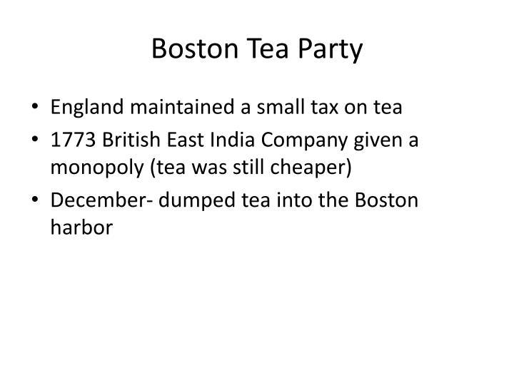 Tea act pictures 1773 tea act 1773