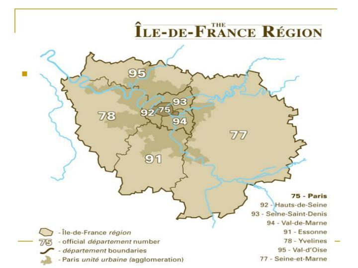 Îlle-de-France