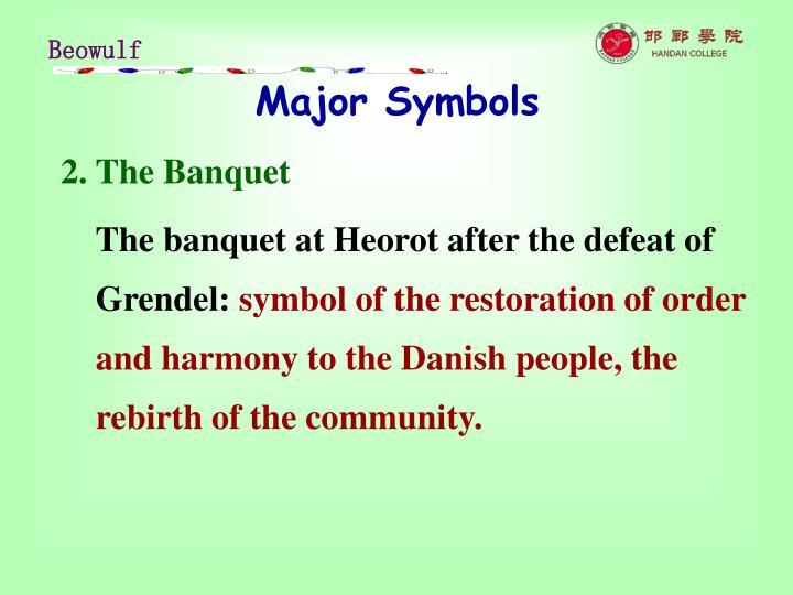 Major Symbols