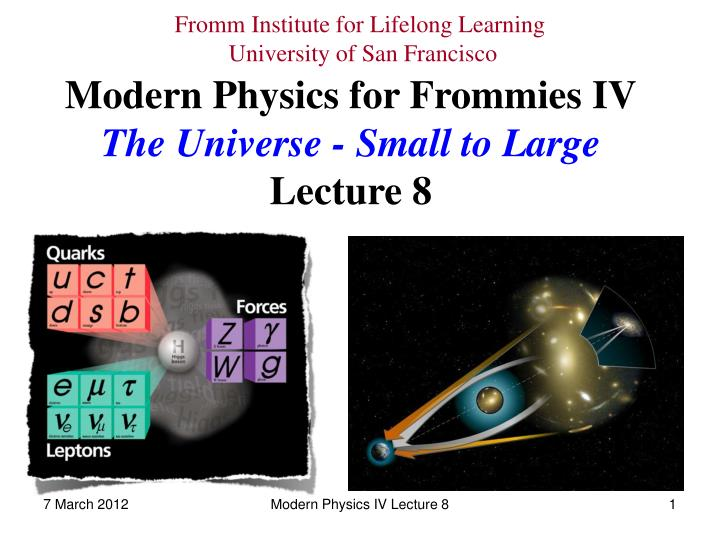 Fromm Institute for Lifelong Learning
