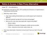 notice access a new proxy alternative13