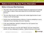 notice access a new proxy alternative3