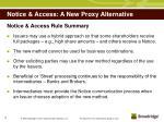 notice access a new proxy alternative4