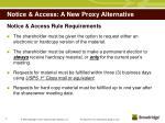 notice access a new proxy alternative6