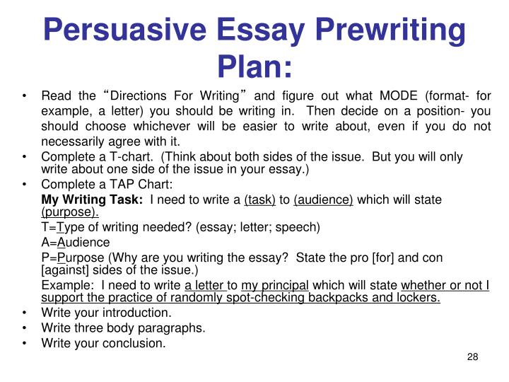 persuasive essay on exercise  · this essay is for my english class my professor said to write a persuasive essay and make her believe the same way as i do about the subject i just need someone to.