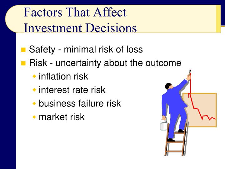 Factors That Affect