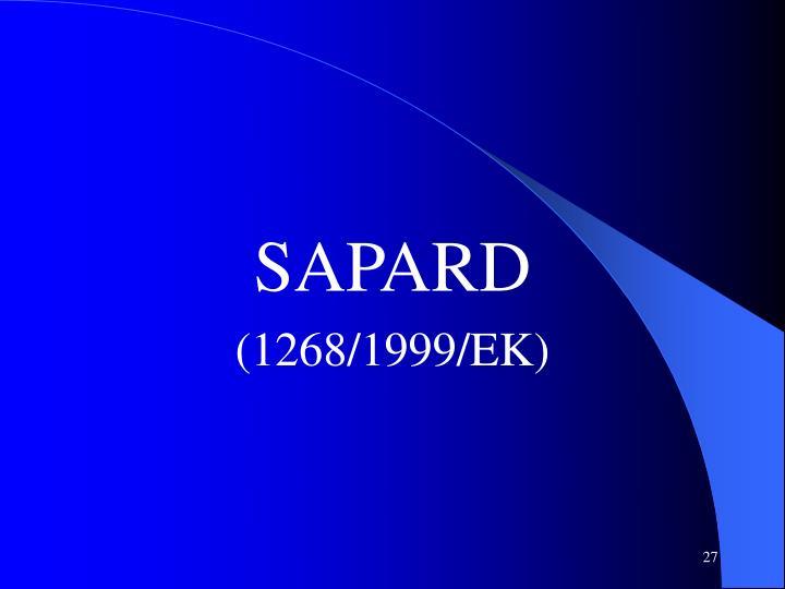 SAPARD