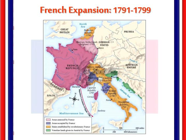 French Expansion: