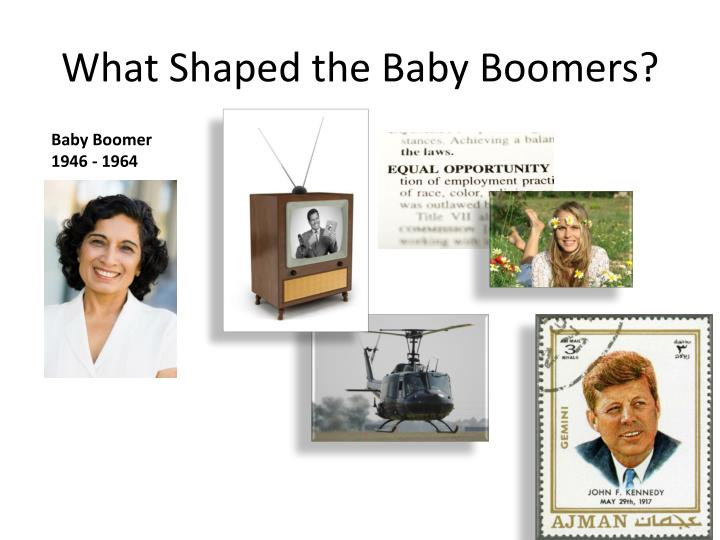 What Shaped the Baby Boomers?