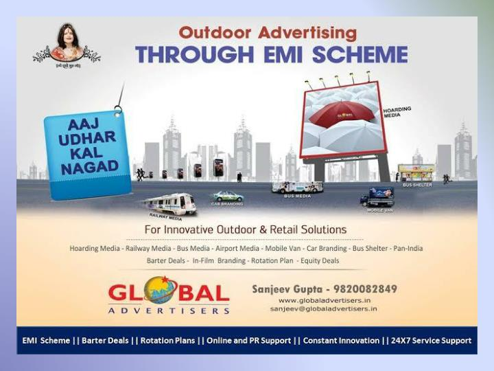 Outdoor advertising global advertisers 7102432