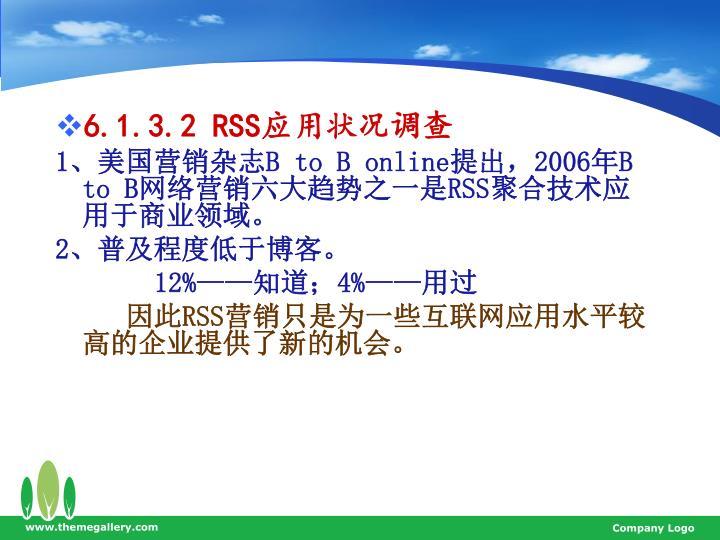 6.1.3.2 RSS