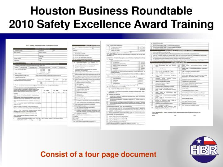 Houston Business Roundtable