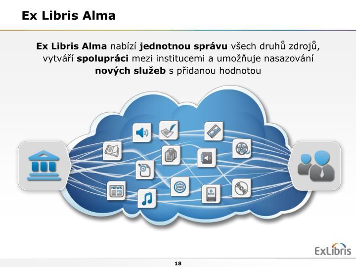 Ex Libris Alma
