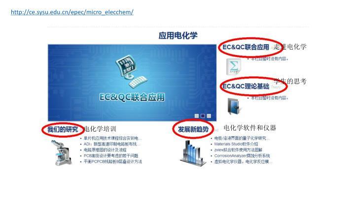 http://ce.sysu.edu.cn/epec/micro_elecchem/