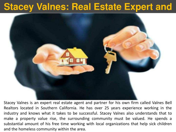 Stacey Valnes: Real Estate Expert and Philanthropist