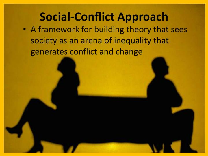 society is an arena for inequality that generates conflict and change 29082016 social inequality refers to relational  each person's existence within a society, while economic inequality is caused by  climate change.