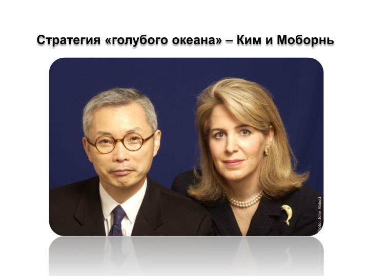 Стратегия «голубого океана»