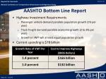 aashto bottom line report2