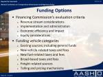 funding options1